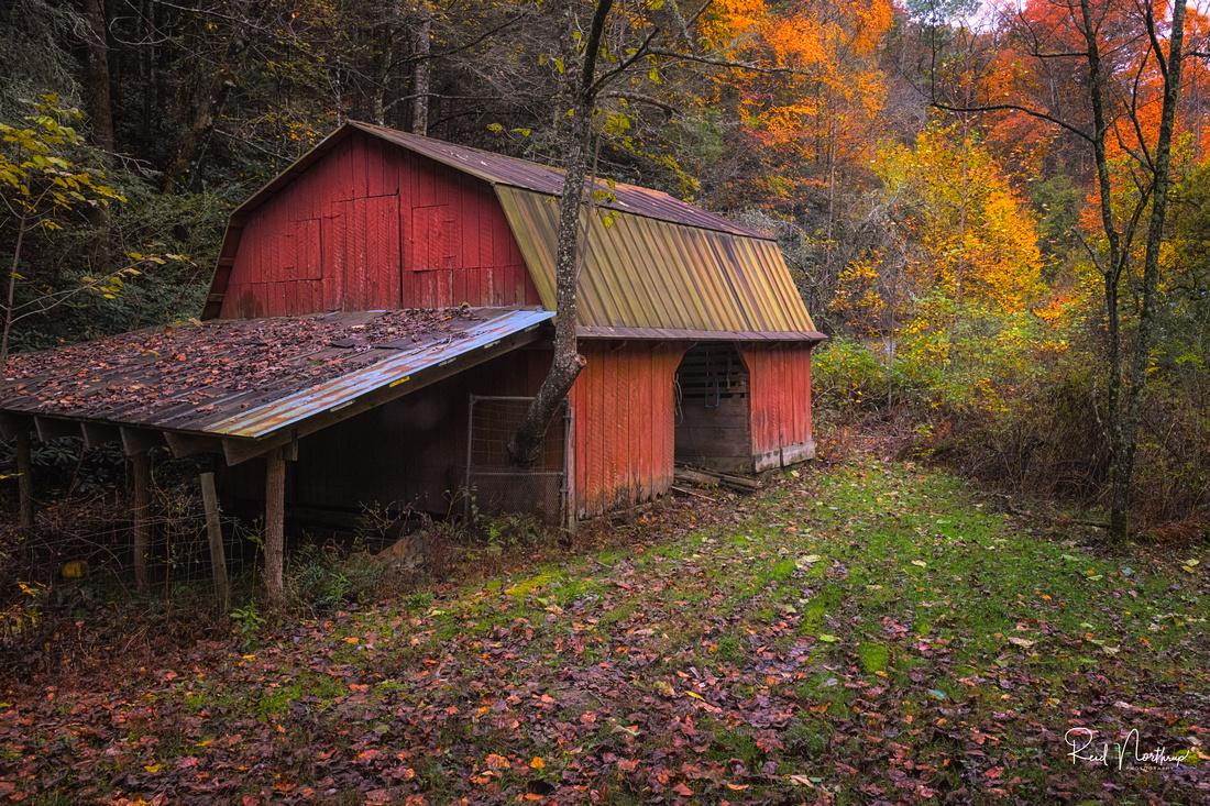Georgia Barn Oct. 2018