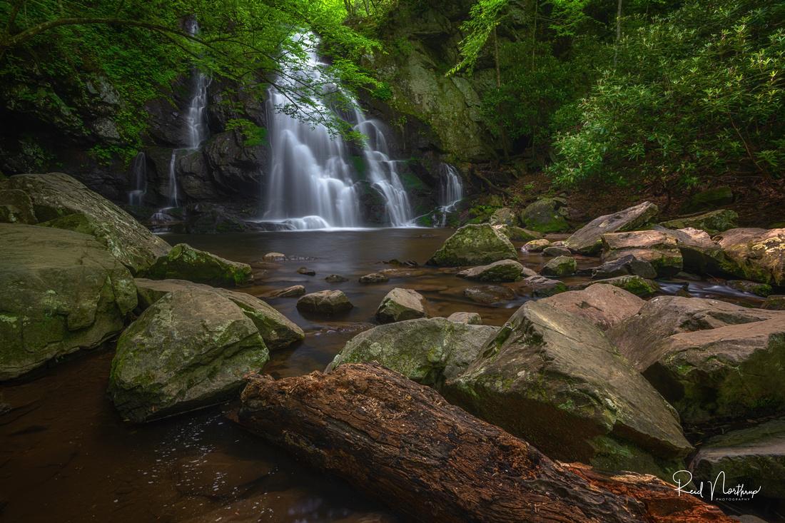 Spruce Flat Falls - May 2019