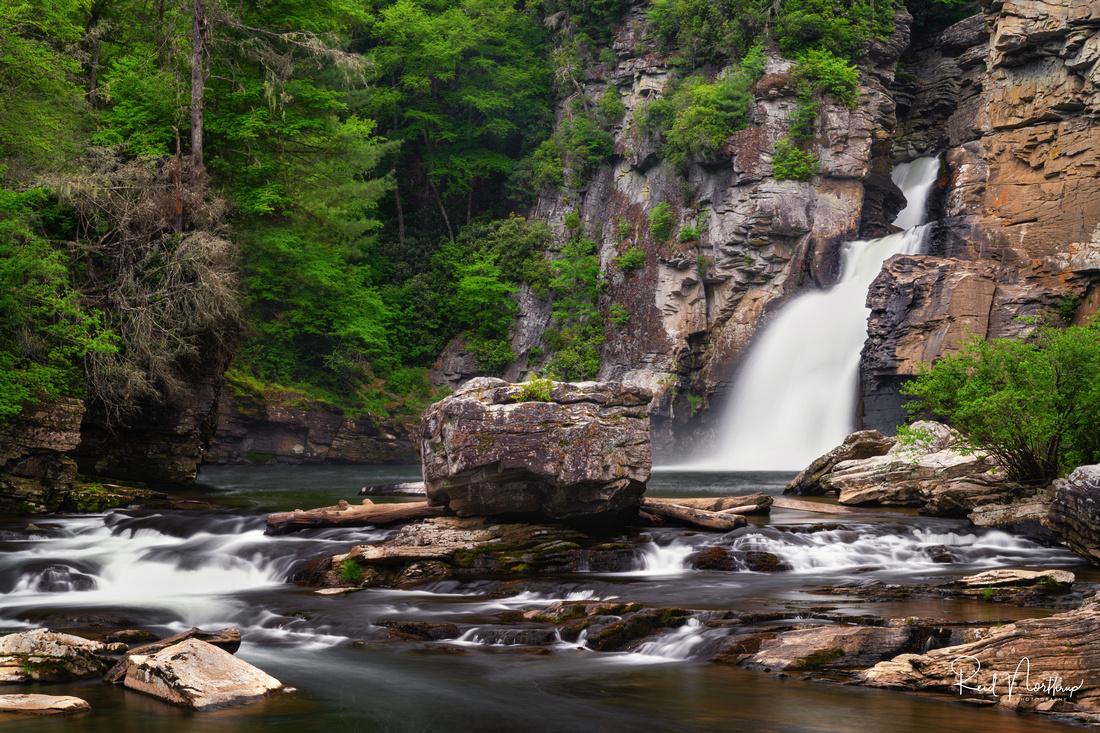 Linville Falls - May 2019