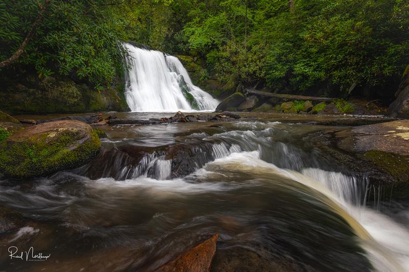 Yellow Creek Falls - Aug 2020